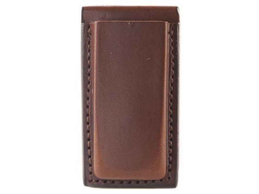 Bianchi 20A Open Magazine Pouch Colt Mustang, Sig Sauer P230, P239, Walther PPK Leather...