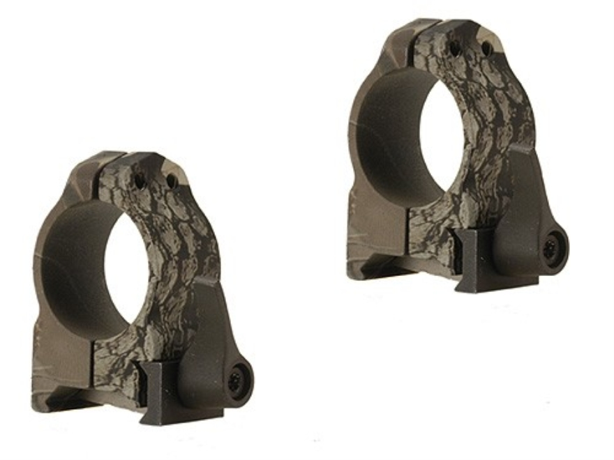 "Thompson Center 1"" Maxima Quick-Release Weaver-Style Rings Camo Medium"