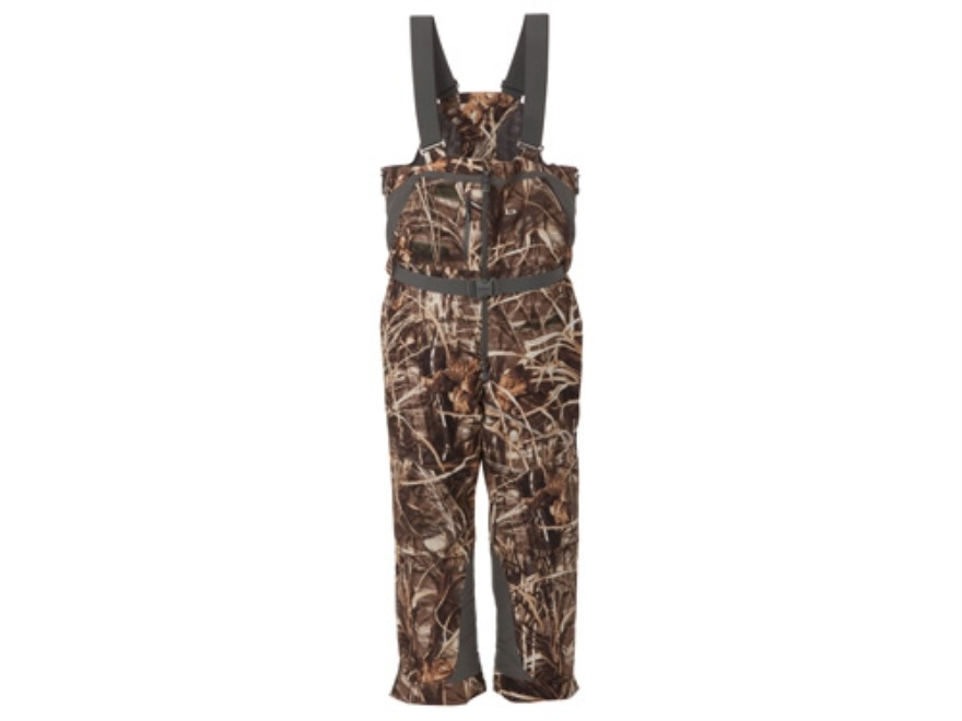 Banded Men's Closer 2L Waterproof Insulated Bibs Polyester Realtree Max-4 Camo Large