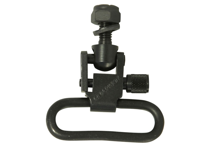 "Scattergun Technologies Sling Swivel Machine-Type Screw with Nut 1-1/4"" Parkerized"