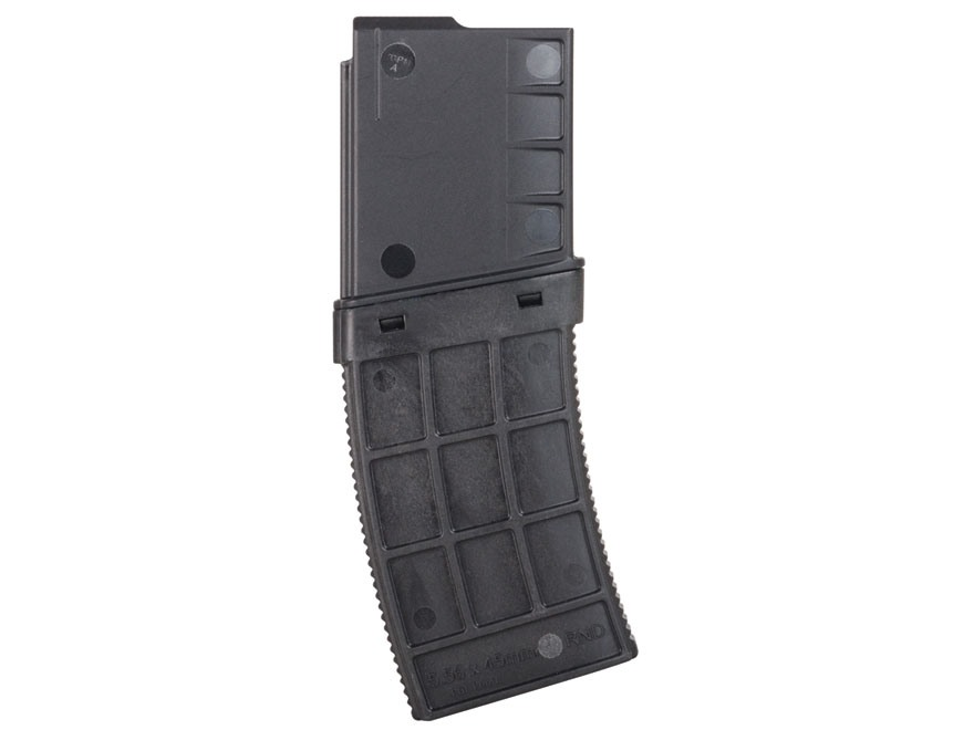 TangoDown ARC Magazine AR-15 223 Remington 5-Round Polymer Black