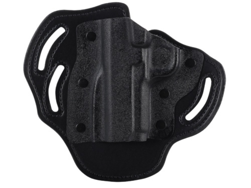 DeSantis Intimidator Belt Holster 1911 Government, Commander Kydex and Leather Black