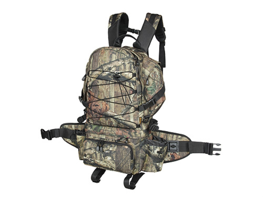 Allen Canyon Backpack Polyester Mossy Oak Break-Up Infinity Camo