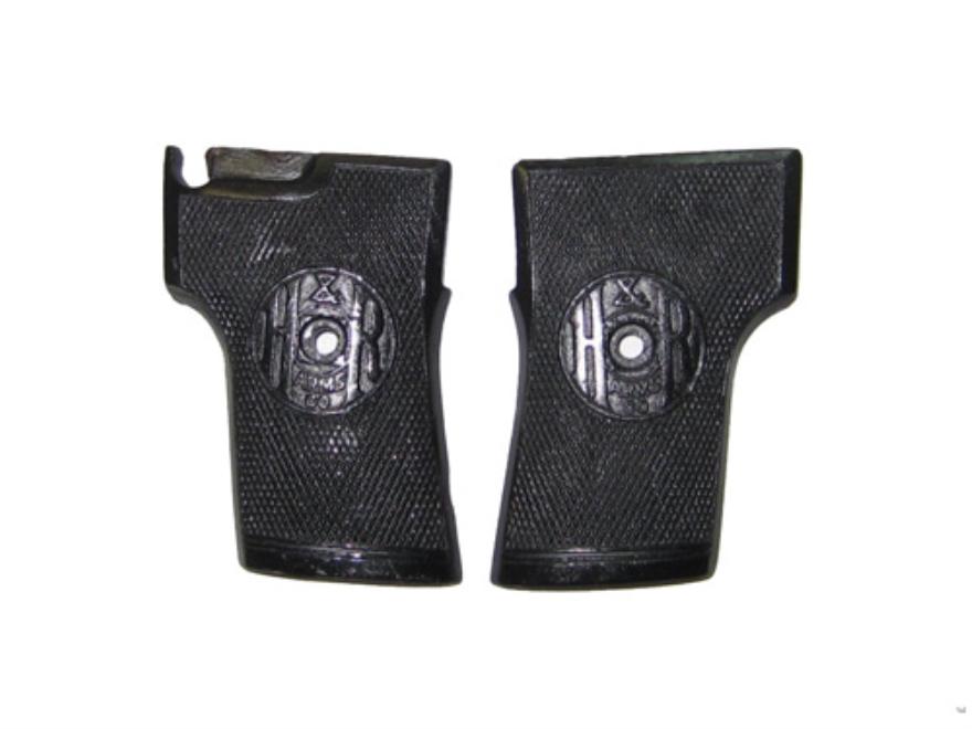 Vintage Gun Grips H&R 25 ACP Polymer Black