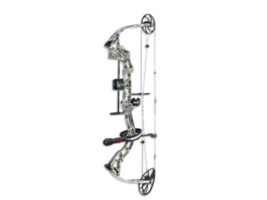 "Diamond Outlaw RAK Compound Bow Package Right Hand 60-70 lb. 26""-30"" Draw Length Mossy Oak Treestand Camo"