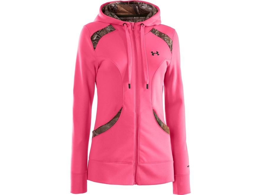 Product detail of Under Armour Women's UA Outdoor STORM Full-Zip Hooded Sweatshirt