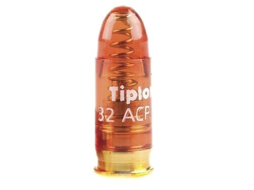 Tipton Snap Cap 32 ACP Polymer Package of 5