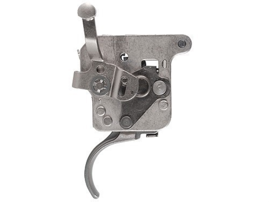 Remington X-Mark Pro Rifle Trigger Assembly Remington 700 Right Hand Silver