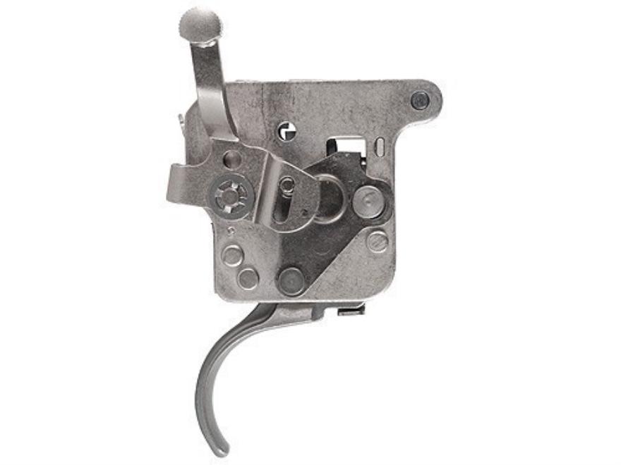Remington X-Mark Pro Rifle Trigger Assembly Remington 700 Right Hand Silver