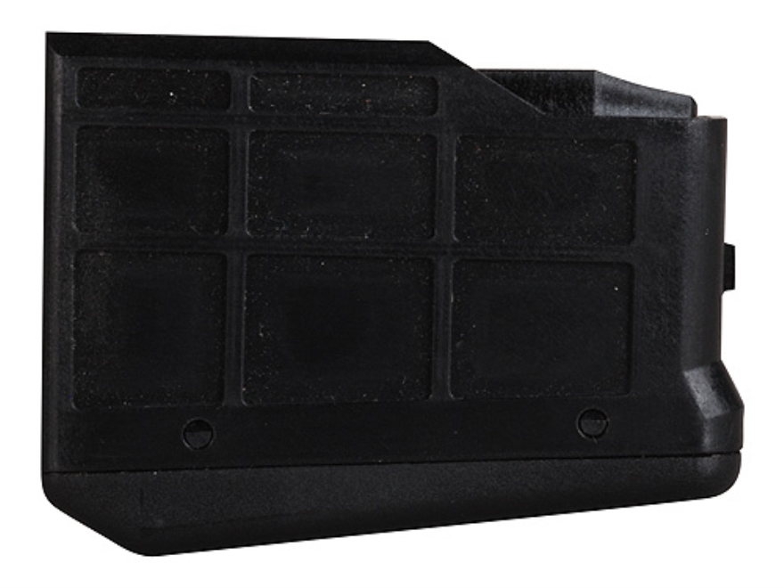 Savage Arms Magazine Savage 25 204 Ruger, 223 Remington 4-Round Polymer Black