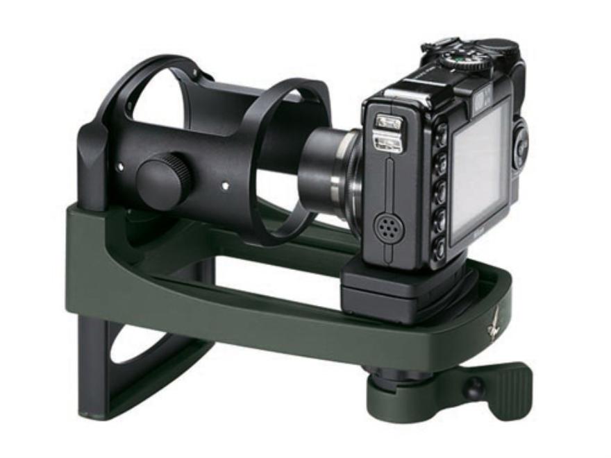 Oscilloscope With Camera Mount : Swarovski uca universal camera adapter