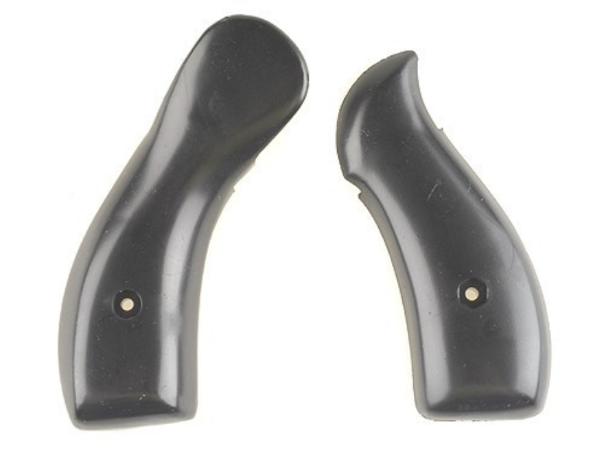 Barami Hip-Grip S&W K-Frame Round Butt Polymer Black