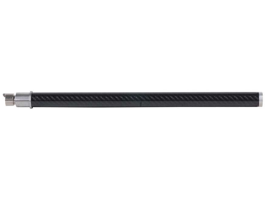 "Taccom Ultra Light Weight AR-15 22 Long Rifle Bull Profile 1 in 16"" Twist 17"" Stainless Steel and Carbon Fiber Barrel with Chamber Adapter"