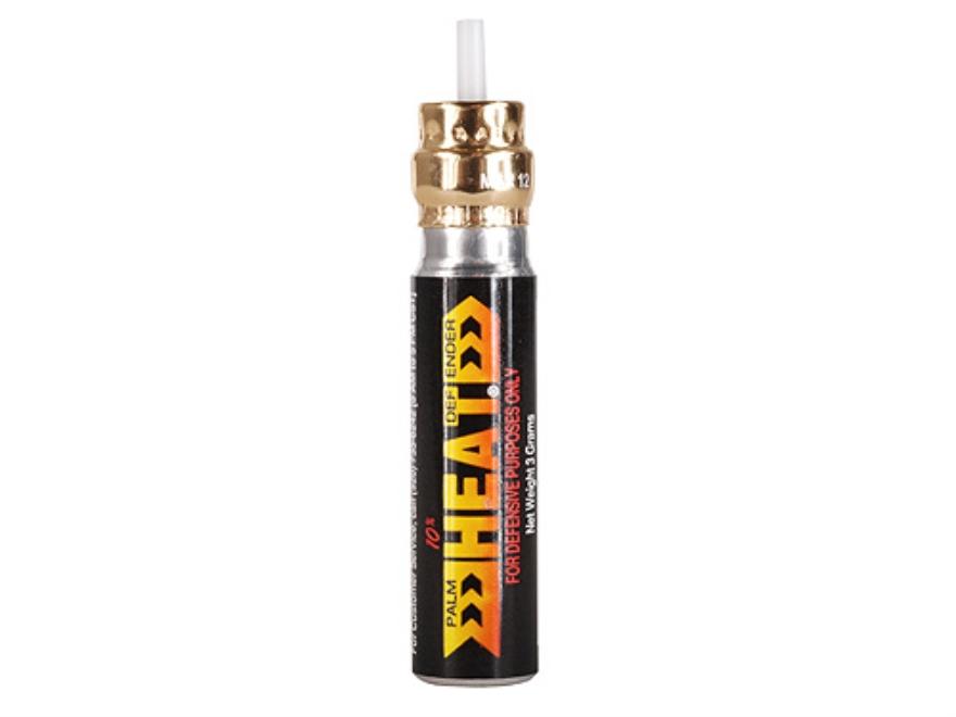 ASP Palm Defender Heat Cartridge Pepper Spray Refill 3 Gram Aerosol 10% OC