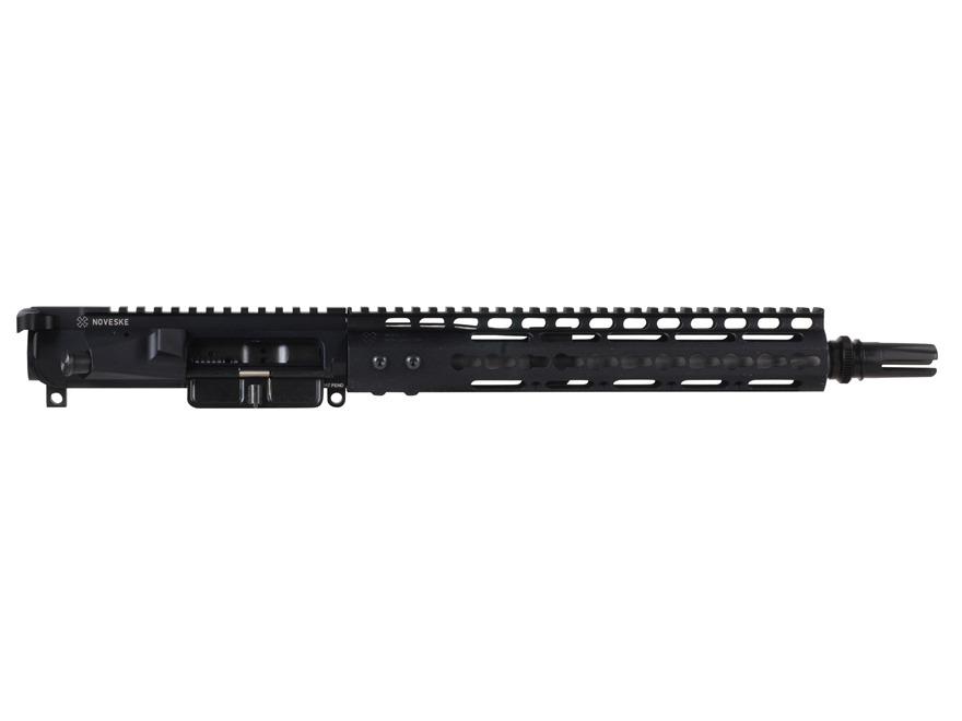 "Noveske AR-15 Pistol N4 Lo-Pro A3 Upper Receiver Assembly 300 AAC Blackout 12.2"" Barrel NSR-11 Free Float Handguard"