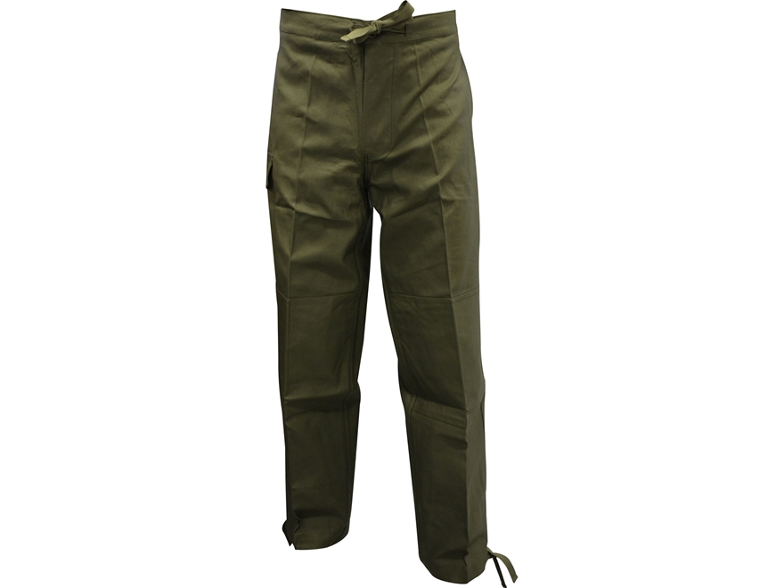 Military Surplus Like New Belgian M88 Field Pants Olive Drab