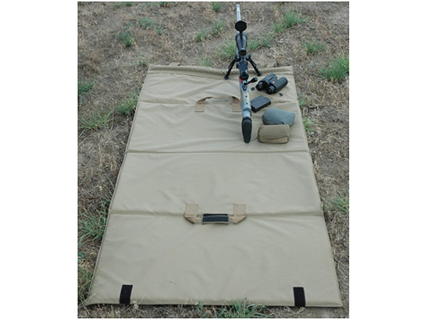 CrossTac Precision Long Range Shooting Mat Cordura