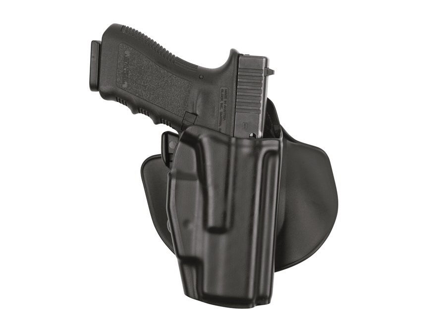 Safariland 5378 GLS (Grip Lock System) Paddle and Belt Loop Holster Right Hand Glock 26...