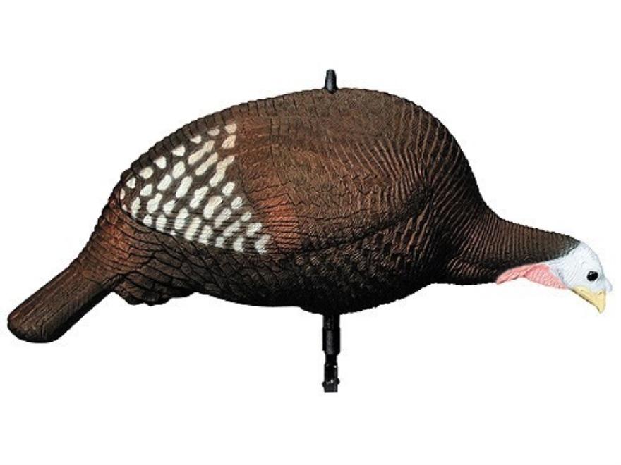 Delta Stationary Feeding Hen Turkey Decoy Polymer