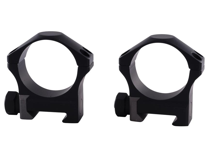 Nightforce 34mm Ultralite 4-Hole Picatinny-Style Rings Matte
