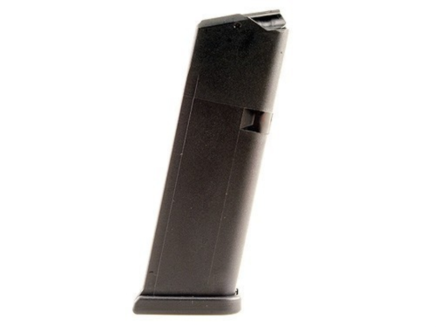 Glock Magazine Glock 38 45 GAP 8-Round Polymer Black