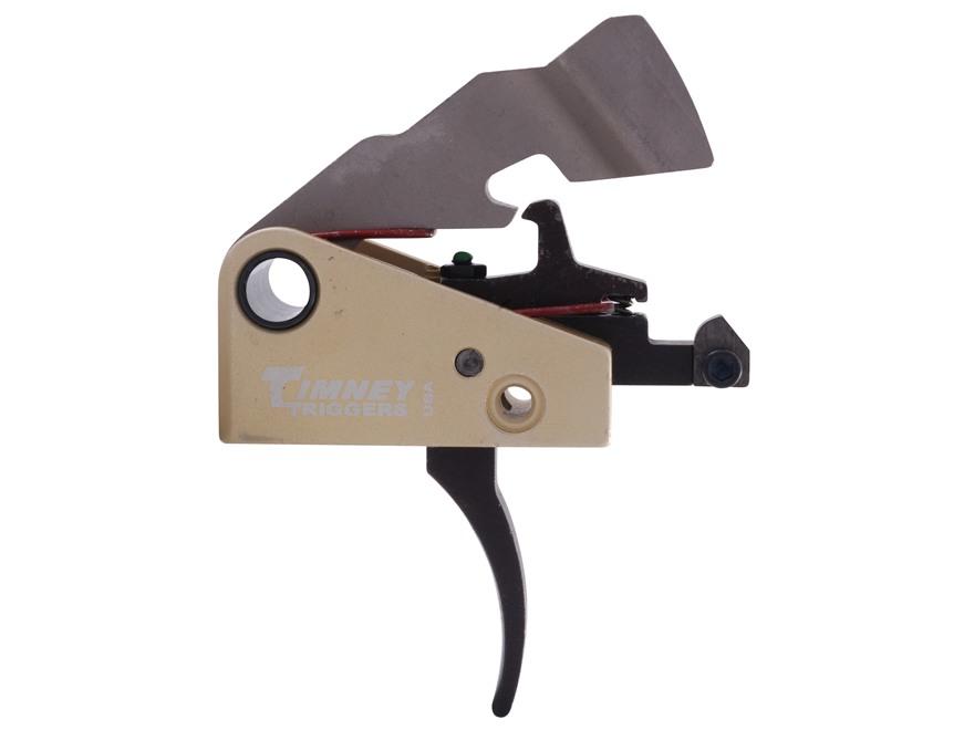 Timney Trigger FN SCAR 17 Single Stage 3.5 lb Blue