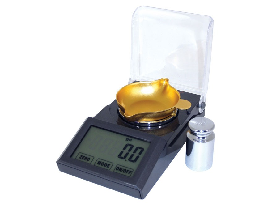 Lyman Micro-Touch Electronic Powder Scale 1500 Grain Capacity 220 Volt