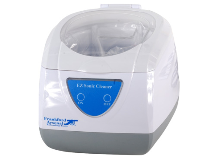 Frankford Arsenal EZ Ultrasonic Case Cleaner 110 Volt