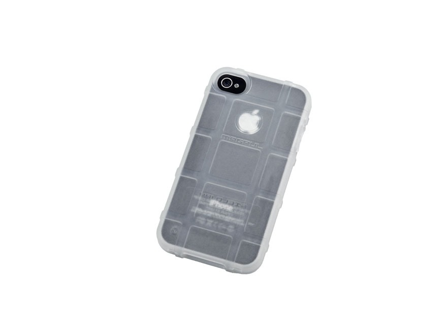 Magpul Apple iPhone 4 Field Case Rubber Clear