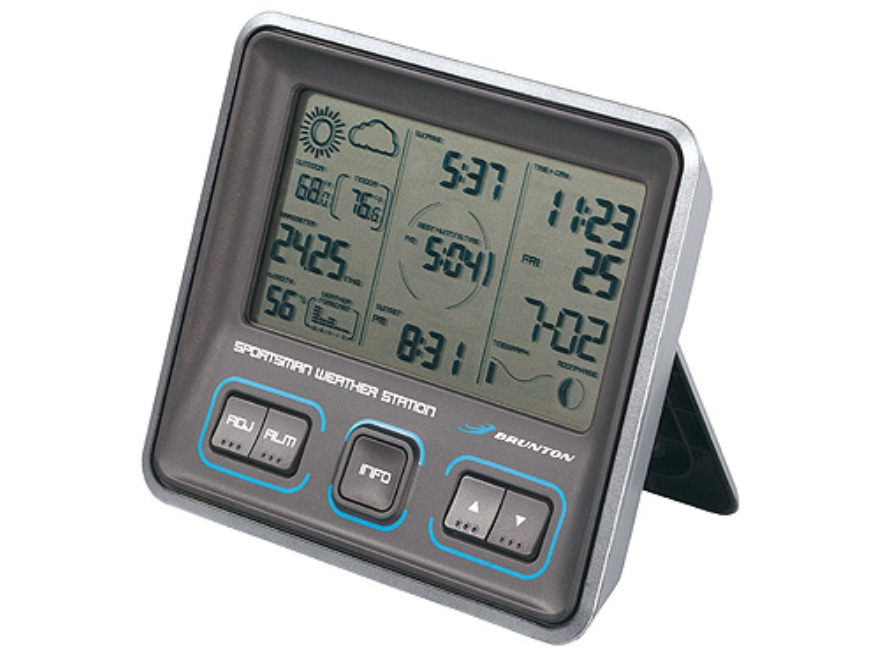 Brunton Sportsman's Weather Station