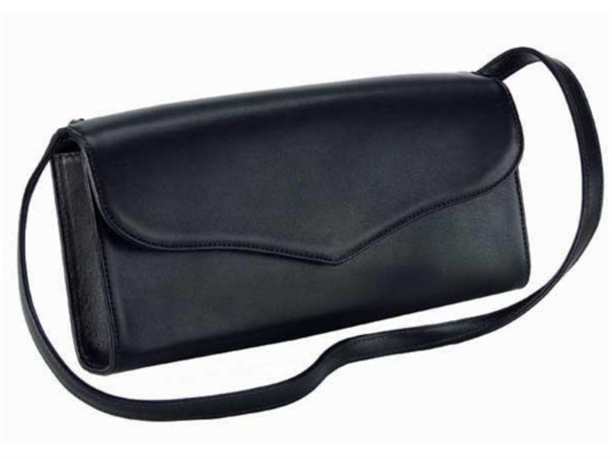 Galco Bebe Conceal Carry Handbag Leather Black
