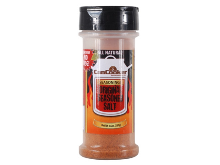 CanCooker Original Seasoned Salt 4.6 oz