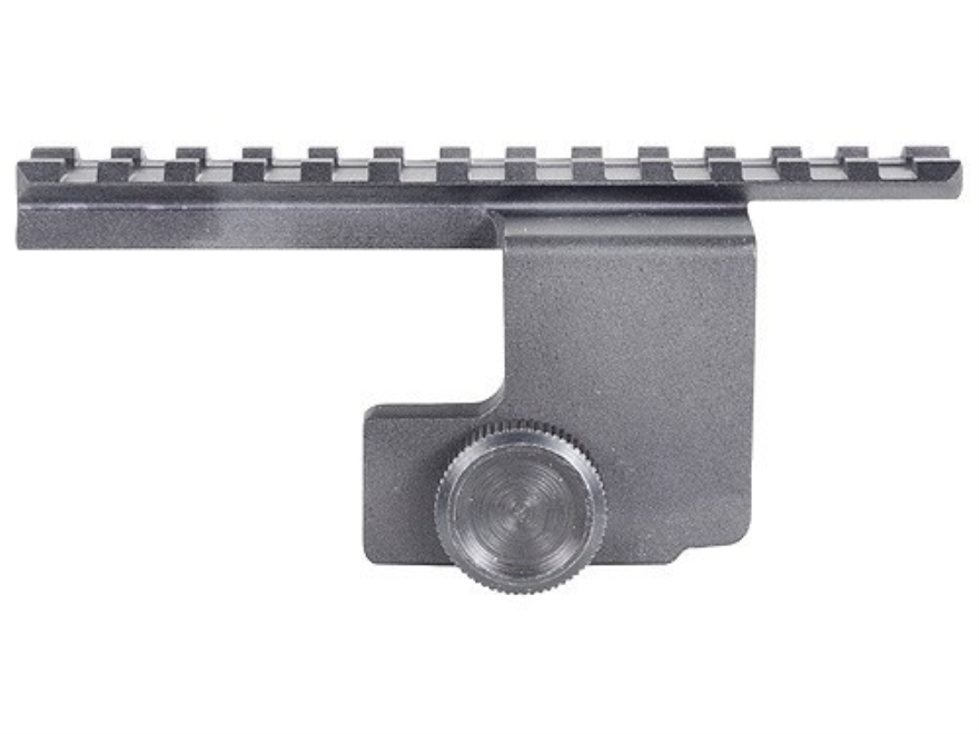 Barska 1-Piece Weaver-Style Scope Base Ruger Mini-14 Aluminum Matte