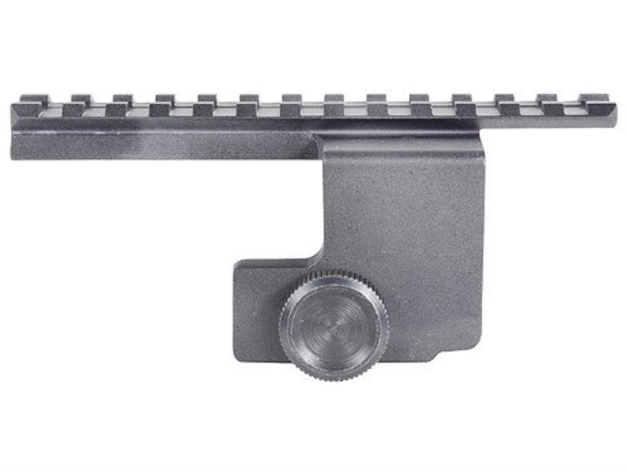 Barska 1-Piece Weaver-Style Scope Base Ruger Mini-14 Aluminum Matte