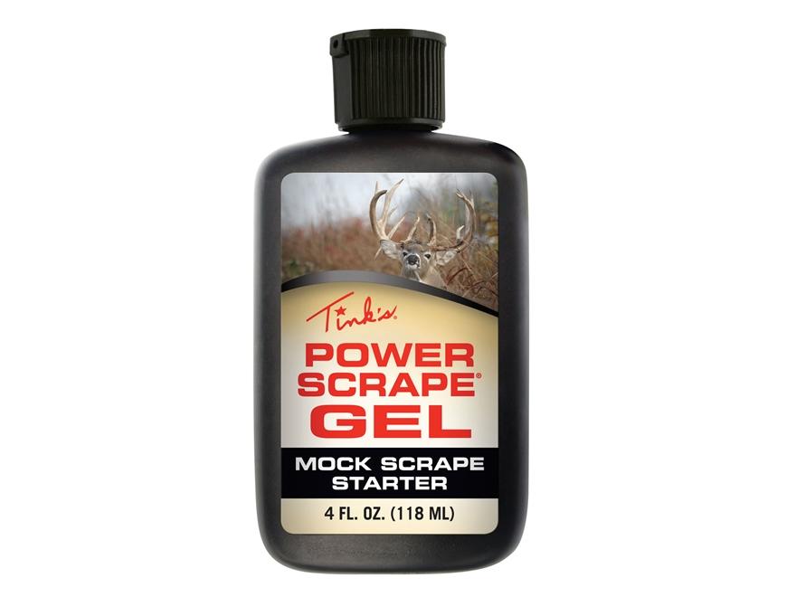 Tink's Power Scrape Mock Scrape Starter Deer Scent