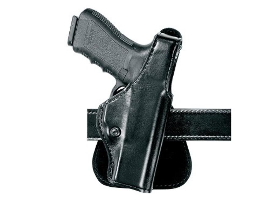 Safariland 518 Paddle Holster Glock 19, 23 Basketweave Laminate