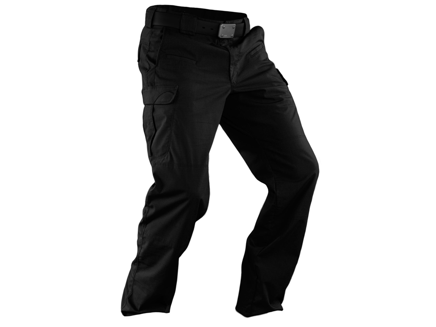 "5.11 Stryke Pants with  Flex-Tac Polyester Cotton Blend Black 34"" Waist 32"" Inseam"