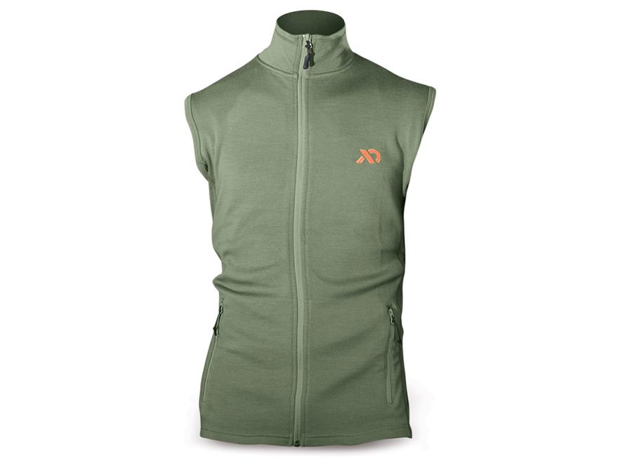 First Lite Men's Springer Vest Merino Wool