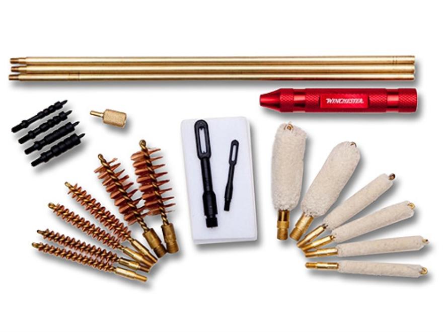 Winchester 24-Piece Universal Gun Cleaning Kit