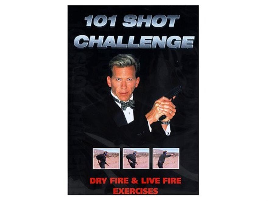 """Gun Video """"101 Shot Challenge"""" DVD"""