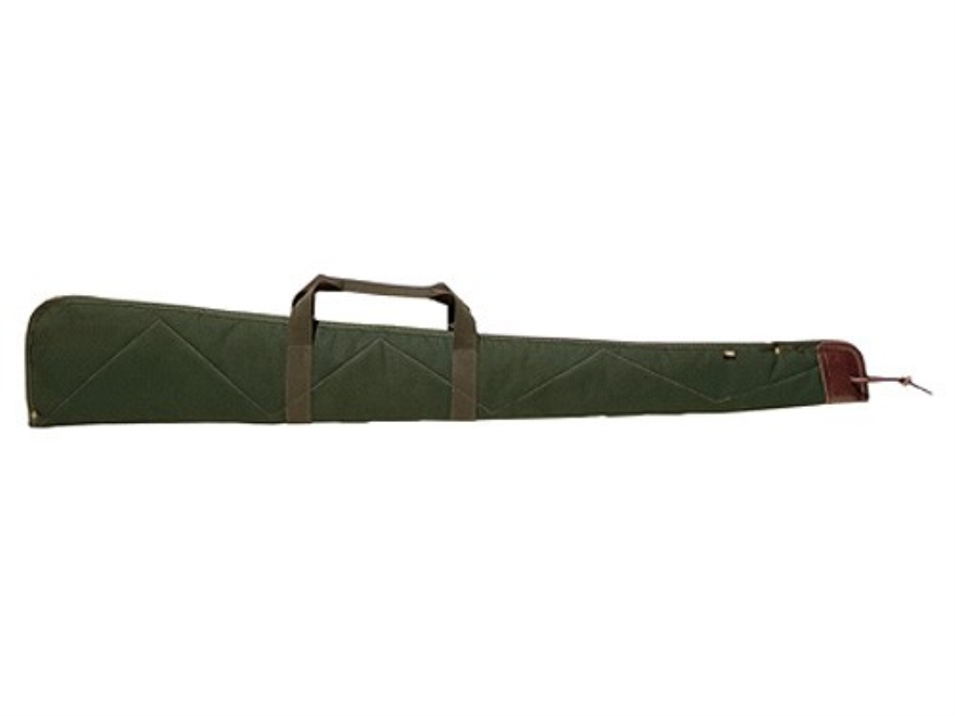 "Bob Allen Shotgun Gun Case 48"" Canvas Green"