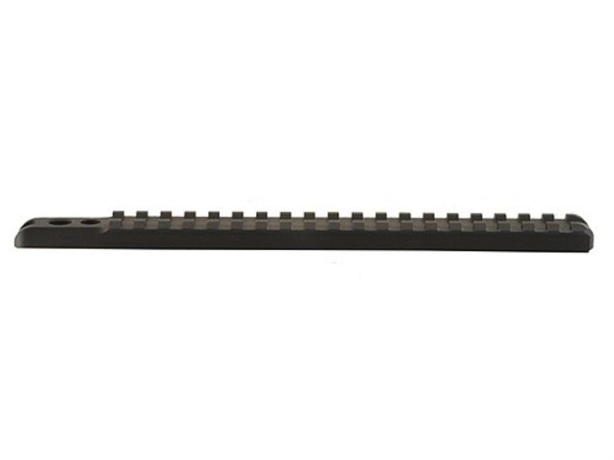 "Mesa Tactical Telescoping Stock Adapter Mount Tall Profile Picatinny Rail 9-1/2"" Length Aluminum Matte"