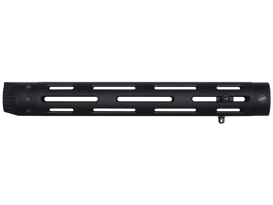 JP Enterprises VTAC Modular Free Float Tube Handguard AR-15 Extended Rifle Length Aluminum Black