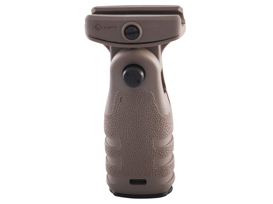 Mission First Tactical React Folding Vertical Forend Grip AR-15 Polymer