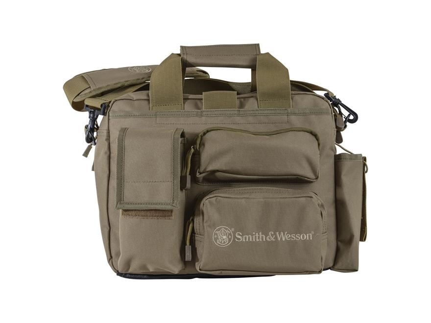 Smith & Wesson M&P Off-Duty Satchel Nylon Tan