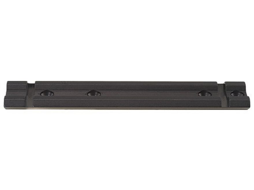 Millett 1-Piece Angle-Loc Weaver-Style Scope Base Remington 4, 6, 750, 7400, 7600 Gloss