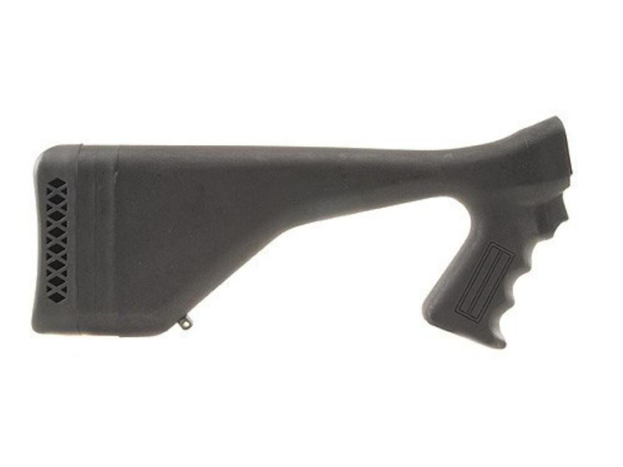 Choate Mark 5 Pistol Grip Buttstock Remington 870 Synthetic Black