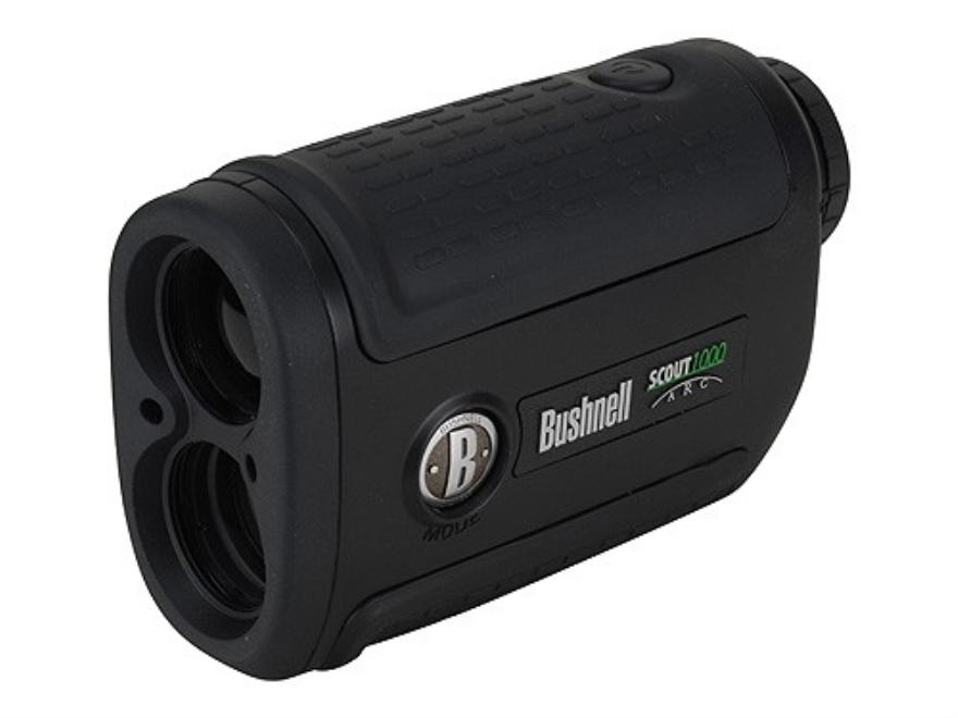 Bushnell Scout 1000 ARC Laser Rangefinder 5x Matte
