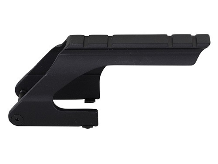 Millett Shotgun Saddle Mount Weaver-Style Winchester 1400, 1500 12 Gauge Right Hand Matte