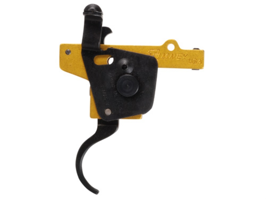 Timney Featherweight Deluxe Rifle Trigger Mauser 91, 92, 93, 94 with Safety 1-1/2 to 4 lb Blue